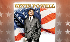 Kevin Powell Book Release Ad